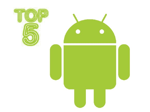 Top five Android apps of the week