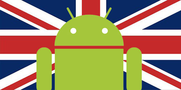 Half of Britons have a smartphone – and Android the favourite