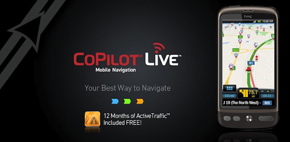 CoPilot Live Premium UK + IRE
