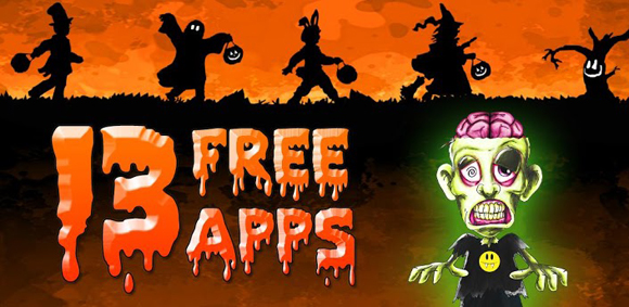 Halloween Treats for Free. No Tricks!