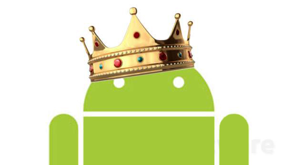The Continued Rise of Android