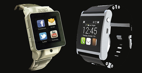 All New Android Wrist-Action