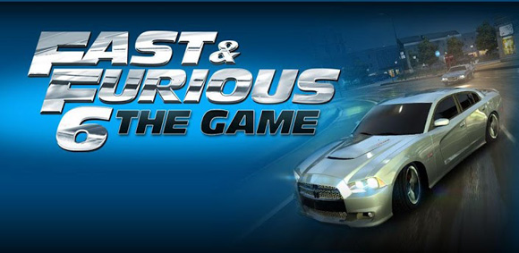 Fast & Furious 6 The Game head