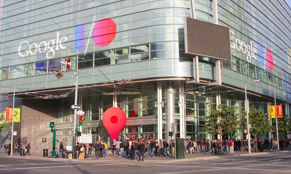 Google I/O 2013: The Show So Far