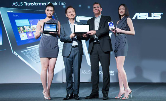 Computex 2013: Asus On Stage