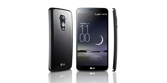 Pre-order the new curved G Flex smartphone from LG